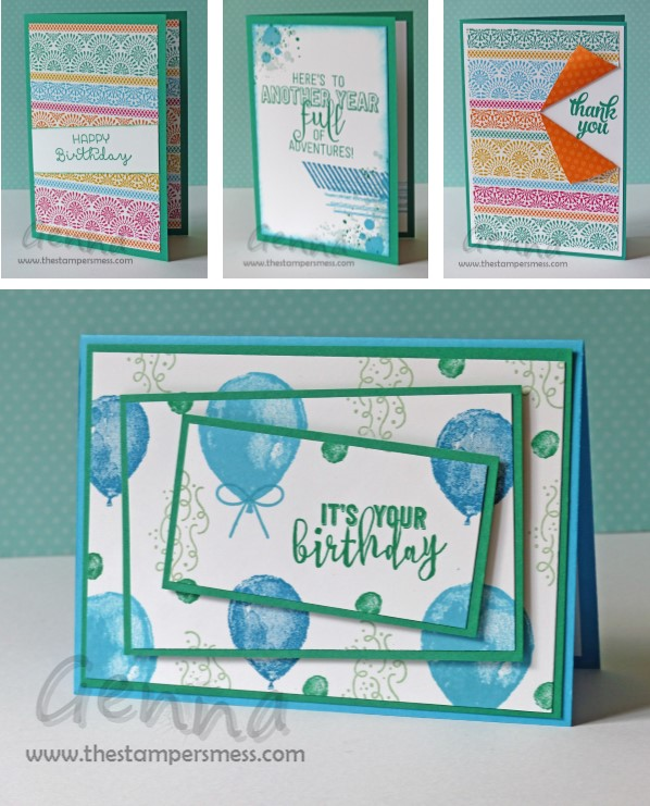 Patterned Paper Class Cards2