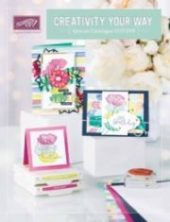 Stampin' Up! Annual Catalogue Australia 2017-2018
